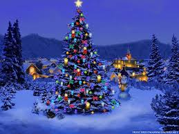 More Christmas trees